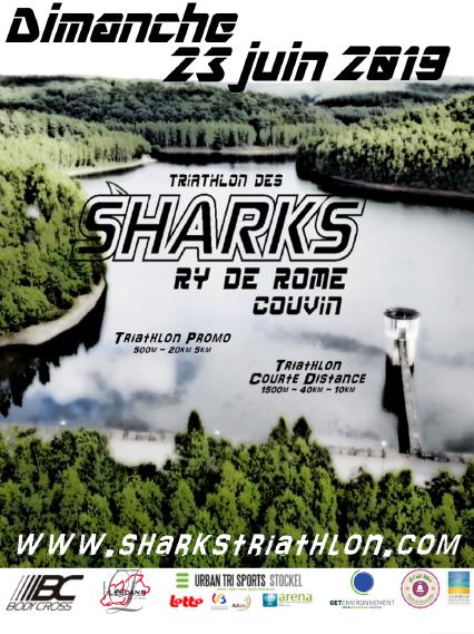 Triathlon des Sharks – Ry de Rome